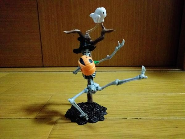 ドクロマンかぼちゃもち自立