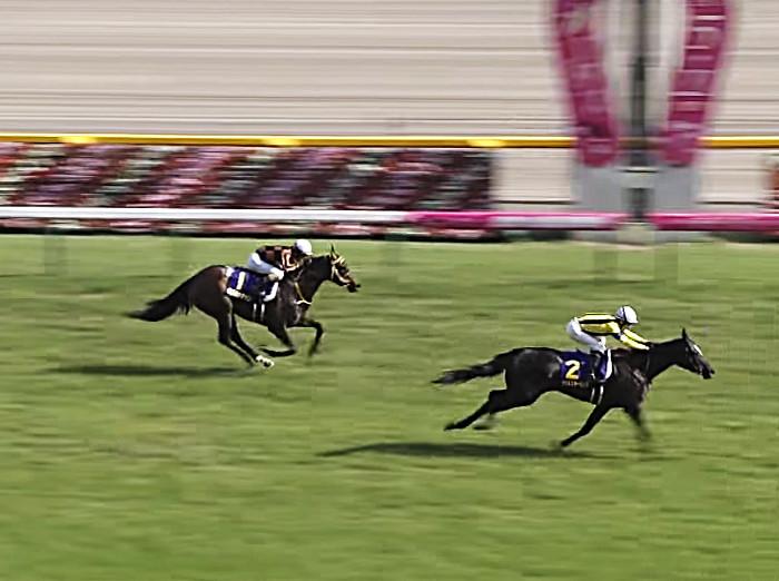 第78回優駿牝馬(G1)はソウルスターリングの快勝