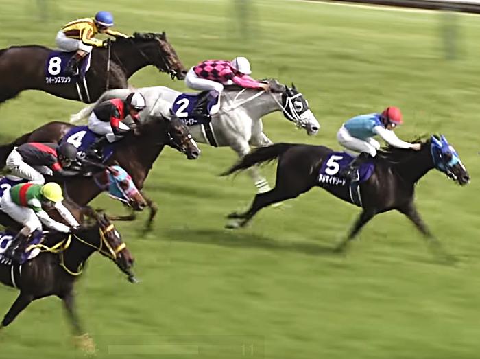 第12回 ヴィクトリアマイル(GI)勝ち馬はアドマイヤリード