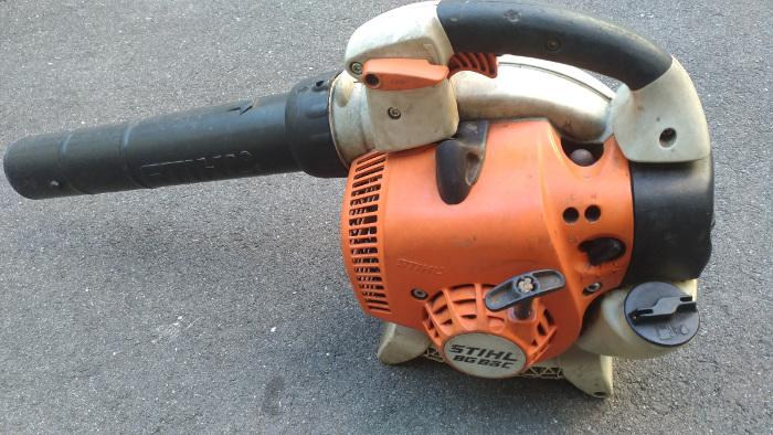 stihl BG86C エンジンブロワー